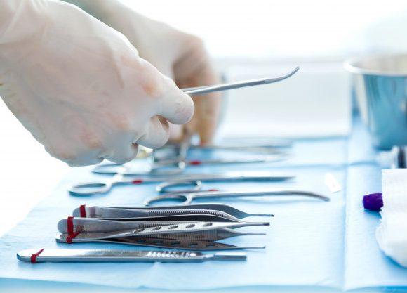 La importancia de la esterilización de los materiales médicos